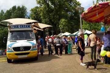 Ice Cream Van Hire Fete