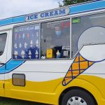 Office ce Cream Van Surrey - Mantio Ice Cream